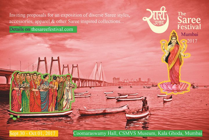 The Saree Festival, Mumbai 2017 – Call for Proposals